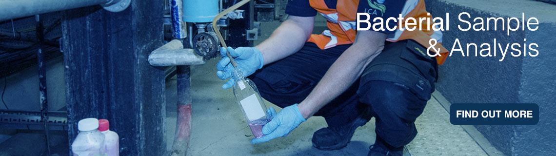 Experts in Legionella Control Assessments