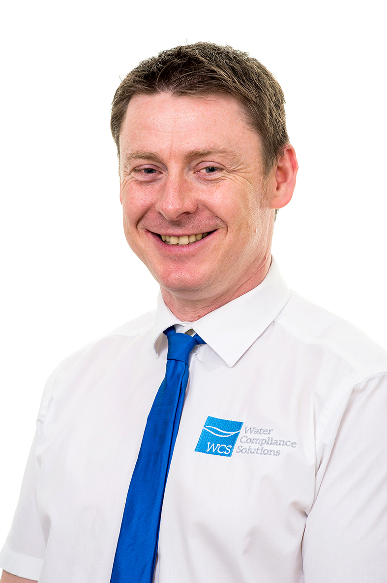 Martin Hillam, Director – Water Compliance Solutions Ltd