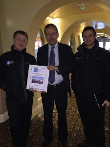 Water Compliance Solutions at Gomersal Park Hotel