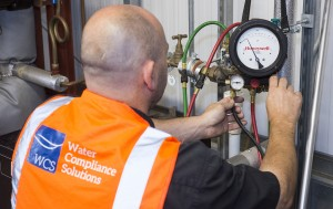 RPZ valve installation