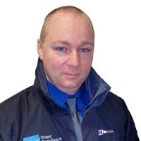 Jamie Broome, Senior Legionella Risk Assessor at Water Compliance Solutions